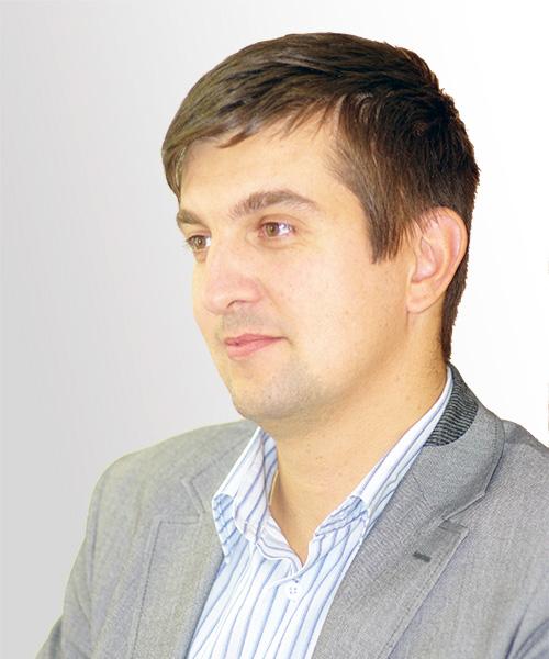 Иванюк Дмитрий Викторович - Зам. генерального директора по проектированию